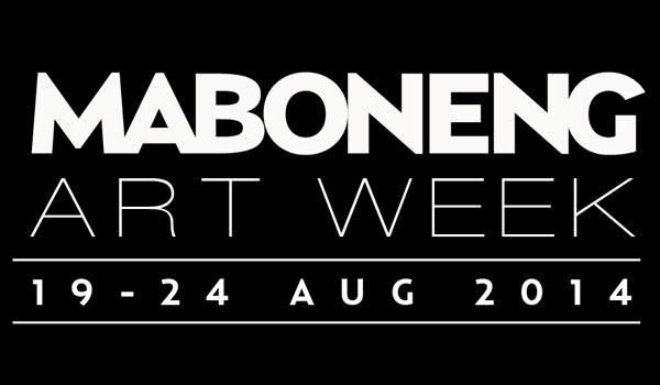 MABONENG ART WEEK | 2014