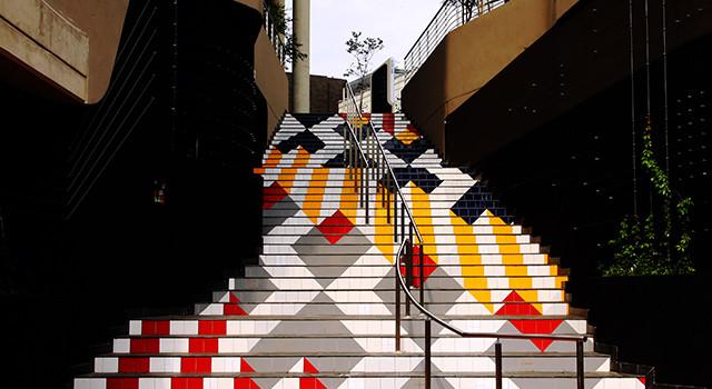 Alice Lane Staircase | Lorenzo Nassimbeni | 2016