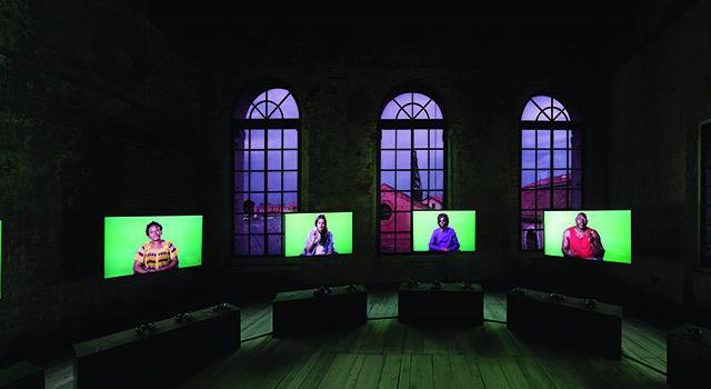 The South African Pavilion | Venice Biennale 2017